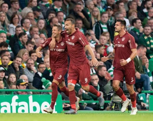 Sevilla cumpără de la CFR Cluj după duelul din Europa League