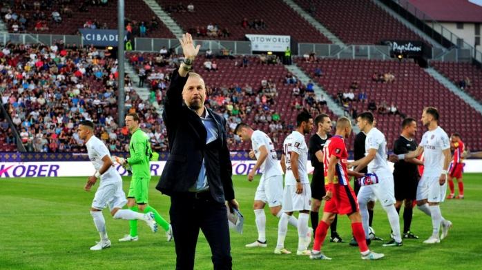 Neluțu Varga i-a cerut lui Edi Iordănescu să îl schimbe pe Arlauskis în meciul cu Malmo
