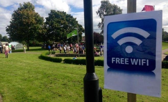WiFi gratuit în patru localități din zona metropolitană a Clujului