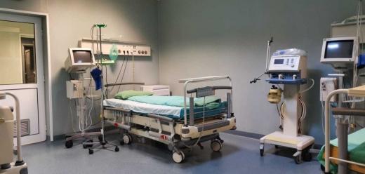 11 noi paturi ATI vor fi astăzi deschise pentru bolnavii de COVID-19 la Cluj-Napoca