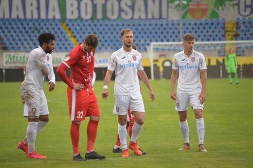 CFR Cluj primește vizita lui FC Botoșani! Jucătorii cu 2 teste negative pot evolua în această seară
