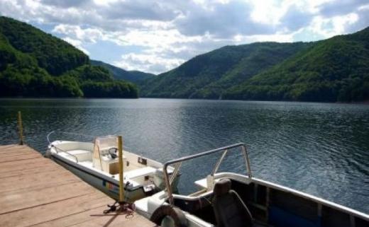Razie pe lacurile Beliș și Tarnița. Câte amenzi au dat polițiștii clujeni?