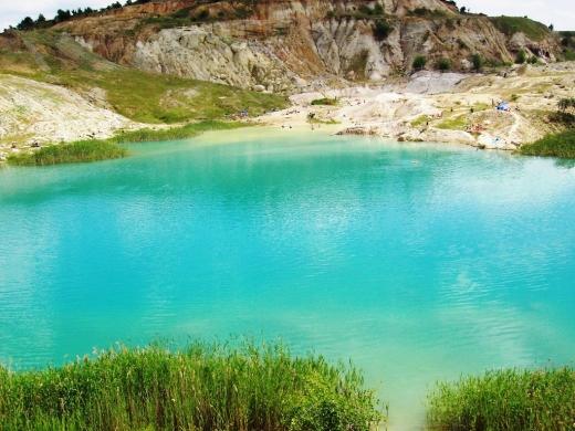 Laguna Albastră, destinație turistică gratuită