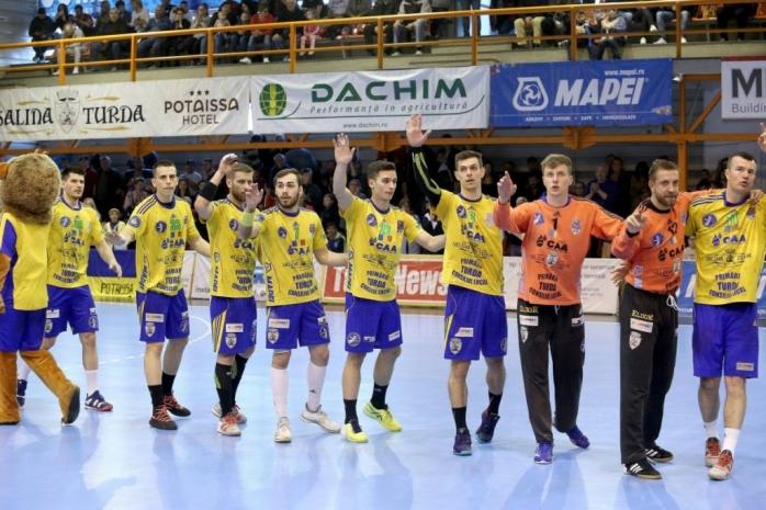 Potaissa Turda și-a aflat adversara din EHF European League