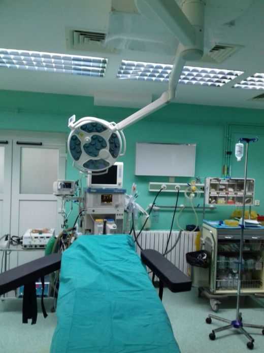 Echipamente de luptă cu COVID, în valoare de peste 13 mil. lei, la Ambulatoriul Spitalului de Urgență Cluj