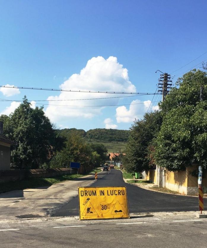 Un Drum Județean important intră în reparații! Traficul va fi deviat de mâine