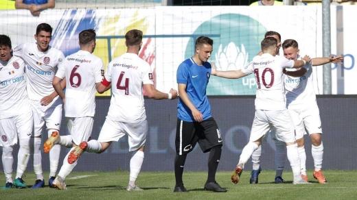 CFR Cluj a ratat calificare în finala Ligii Elitelor la U-19