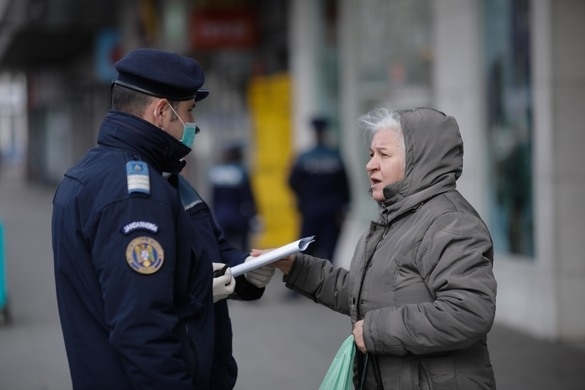 Control de weekend. Câte amenzi au dat polițiștii?