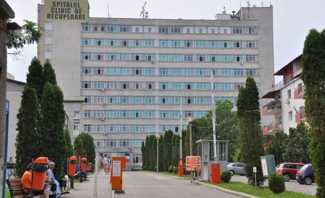 Spitalele din Cluj ar putea prelua pacienți de terapie intensivă din toată țara