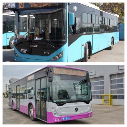 Autobuzele din Cluj, ca noi la 2 ani de la punerea în circulație. În Capitală, autobuzele Otokar au înregistrat incident după incident