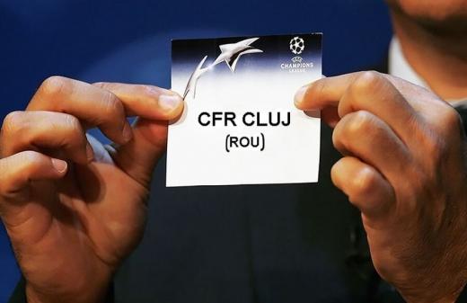 Traseu infernal pentru CFR Cluj în Liga Campionilor! Care sunt adversarele pe care le-ar putea întâlni campioana