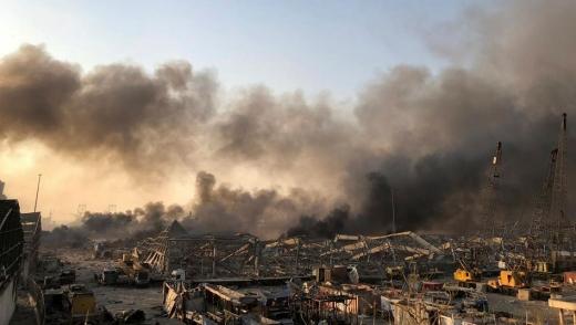 78 de morți după explozia din Beirut! Autoritățile au aflat cum s-a produs catastrofa din Capitală