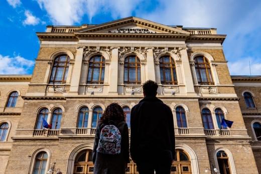 UBB: Proiect de 45 mil. € pentru a spori competivitatea internațională a Clujului