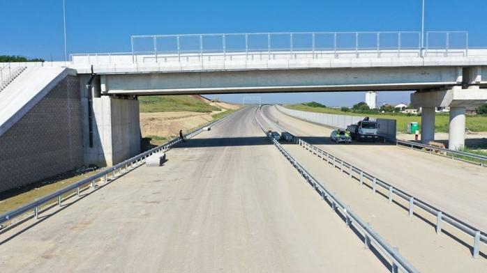 VIDEO. 17,9 kilometri din Autostrada Transilvania ar putea să fie inaugurați în curând între Cluj și Mureș