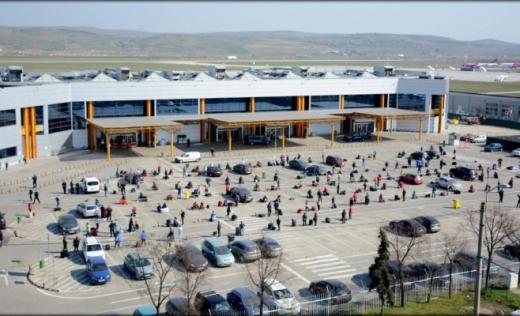 Angajații Aeroportului Cluj, în GREVĂ japoneză. De ce sunt nemulțumiți sindicaliștii?