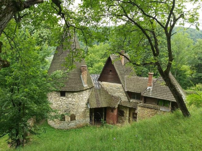 Cetatea Ciorii, foto: Raymond FÜSTÖS/ monitorulcj.ro