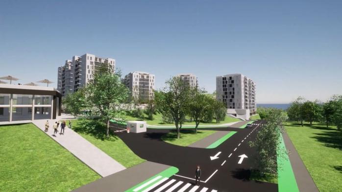 Un întreg cartier va fi construit de la zero, în Someșeni. Pe terenul de 34 de hectare vor apărea peste 4.000 de apartamente