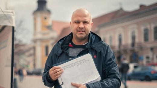 """Ungureanu rămâne în curs pentru Primăria Cluj-Napoca. USR Cluj: """"Traian Mihai și-a retras candidatura"""""""