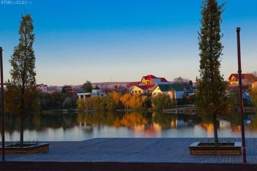 Lucrări de amenajare și modernizare a zonei din jurul Lacului I Gheorgheni