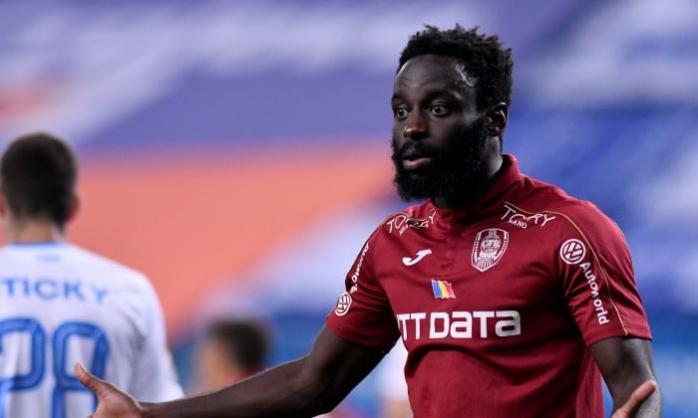 CFR Cluj nu va renunța la Kevin Boli