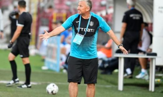 ȘOC la CFR Cluj! Petrescu și-a depus cerere pentru neplatasalariului și vrea să plece liber de contract