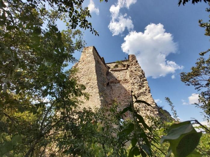 Cetatea Almașului, foto: Raymond FÜSTÖS/monitorulcj.ro