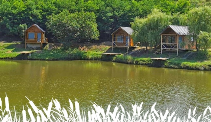 Tu unde mergi în weekend? S-a deschis un nou complex de pescuit în Cluj!