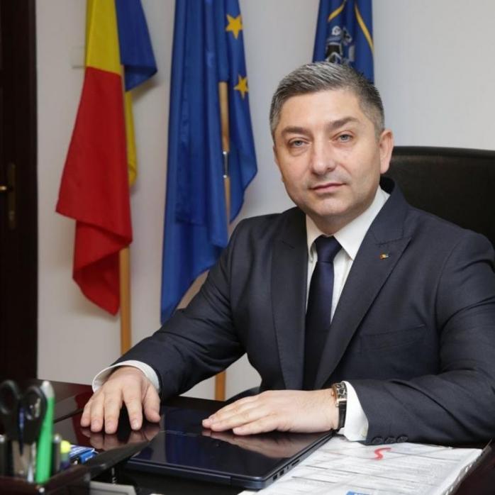 Alin Tișe și-a depus candidatura pentru un nou mandat la Consiliul Județean Cluj