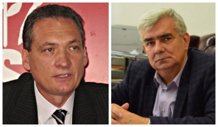 Valentin Cuibus, contracandidatul lui Boc de la PSD. Alexandru Cordoș, candidatul la președinția Consiliului Județean Cluj