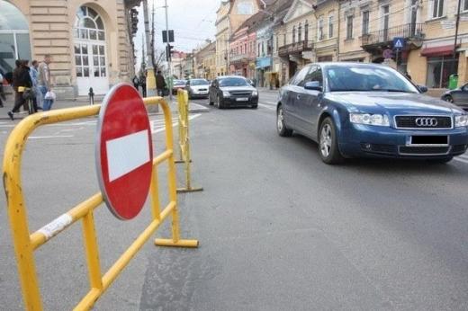 Restricții de circulație în mai multe zone importante din Cluj-Napoca în următoarele zile