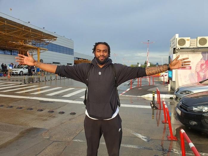 Patrick Richard a revenit la Cluj! Starul lui U-BT este gata de o nouă aventură europeană