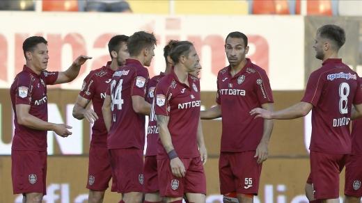 CFR Cluj nu se va putea baza pe trei jucători importanți în meciul cu Floriana