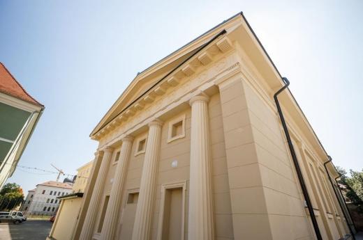 Monument istoric, transformat într-o sală de sport ultramodernă la Cluj-Napoca FOTO
