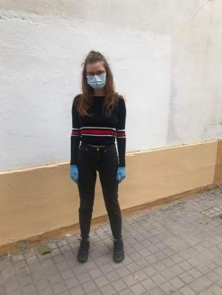 Experiența unei studente din Cluj cu Erasmus+ pe perioada pandemiei în Spania