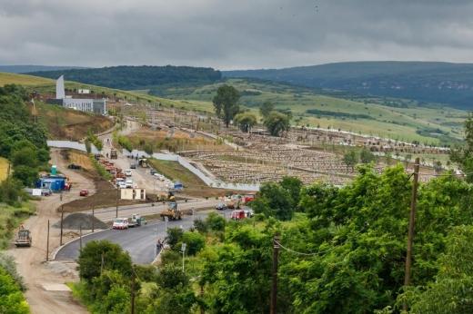 Cât va costa un loc de veci în primul cimitir-parc din România?