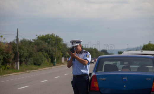 "Vitezomanii, ""vânați"" de polițiștii din Cluj"