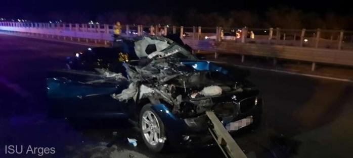 Șoferul de TIR care a distrus o familie din Cluj-Napoca a fost reținut de polițiști
