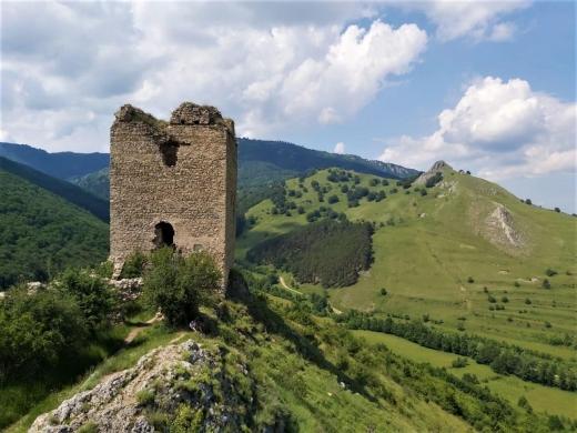 Cetatea Trascăului, Rimetea/ foto: Raymond FÜSTÖS, Monitorul de Cluj