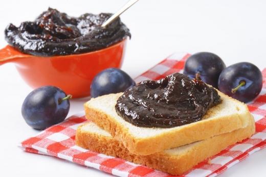 Gem de prune. Cea mai sănătoasă rețetă de dulceață