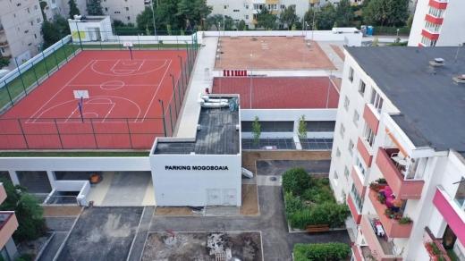 VIDEO. Cum arată cele 4 parkinguri aflate în lucru în prezent, în Cluj-Napoca