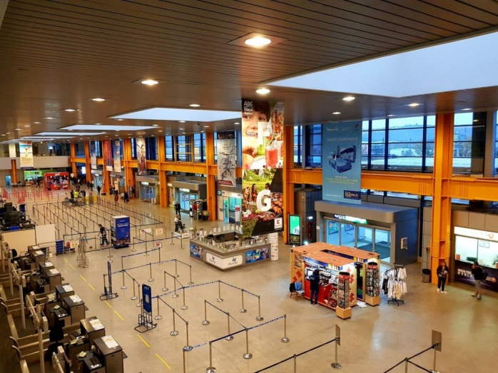 Guvernul promite bani pentru Aeroportul din Cluj, în contextul pandemiei Coronavirus.