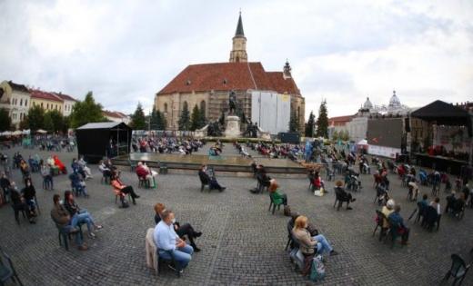 Zilele Culturale Maghiare s-au bucurat de 10.000 de participanți. Ce a spus Boc?