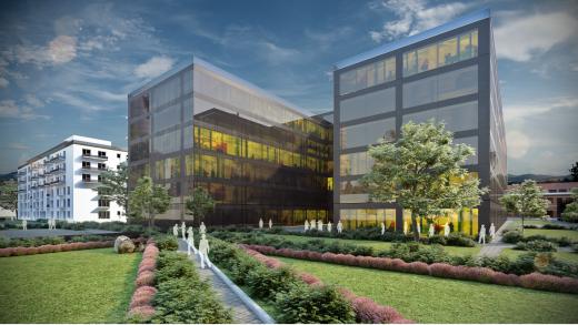 Undă verde pentru extinderea Liberty Technology Park. Vor fi construite șase noi imobile, între care și o grădiniță