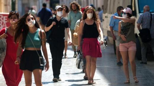 OMS: Pandemia încetinește la nivel global