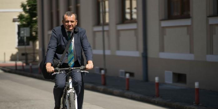 vram Fitiu, candidatul PMP la Primaria Cluj-Napoca