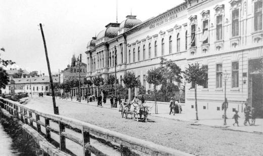 FOTO: Vechiul Cluj