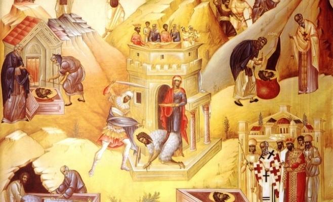 Tăierea Capului Sfântului Ioan Botezătorul. Ce nu ai voie să faci în această zi