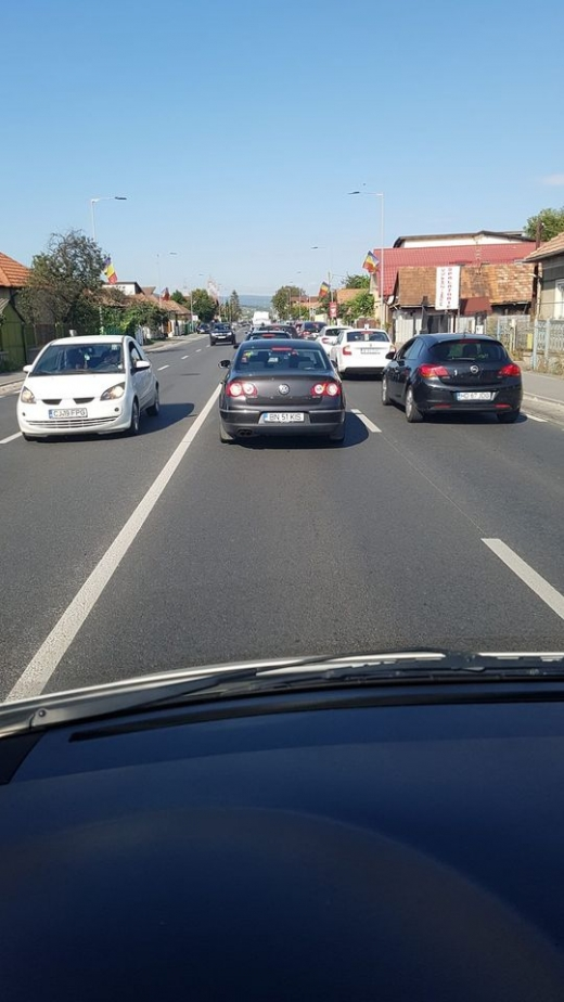 Foto: Info Trafic jud. Cluj