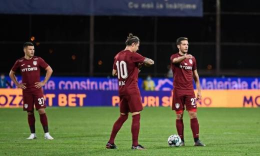 CFR Cluj ar fi putut să joace direct în play-off-ul Europa League