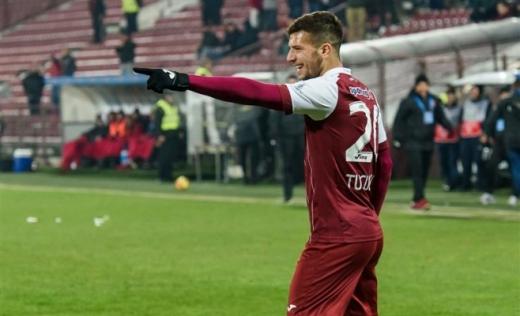 George Țucudean se retrage din fotbalul! Atacantul a refuzat Dinamo și e gata să renunțe la cariera de profesionist